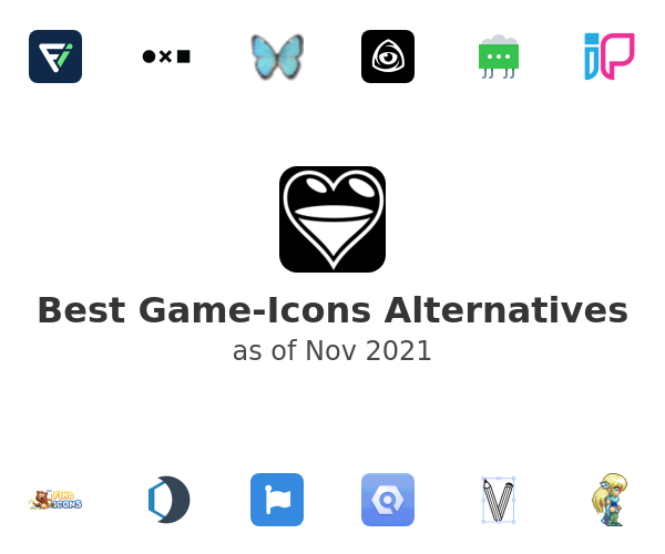 Best Game-Icons Alternatives