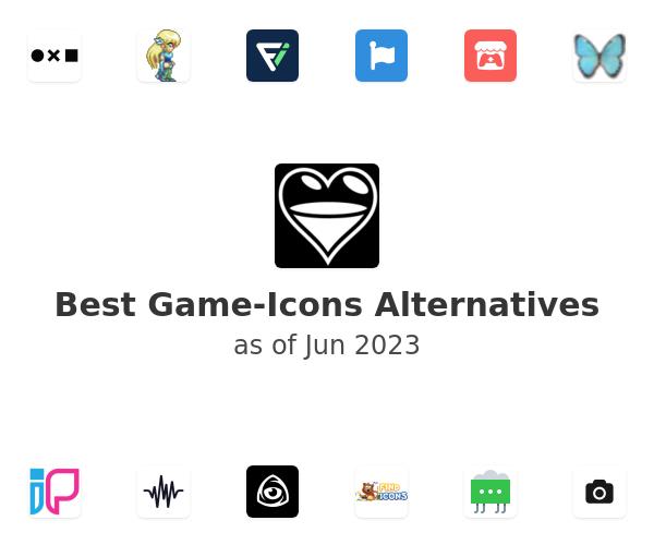 Best Game-Icons Alternatives