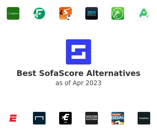 Best SofaScore live score Alternatives