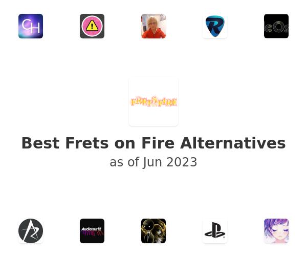 Best Frets on Fire Alternatives