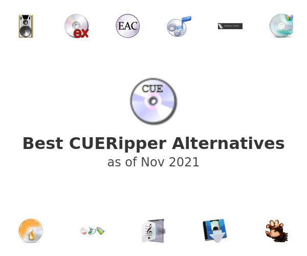 Best CUERipper Alternatives