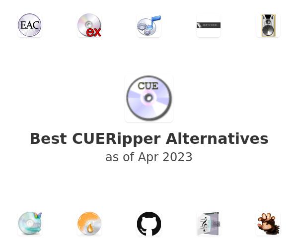 Best CUERipper Alternatives