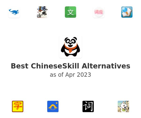 Best ChineseSkill Alternatives
