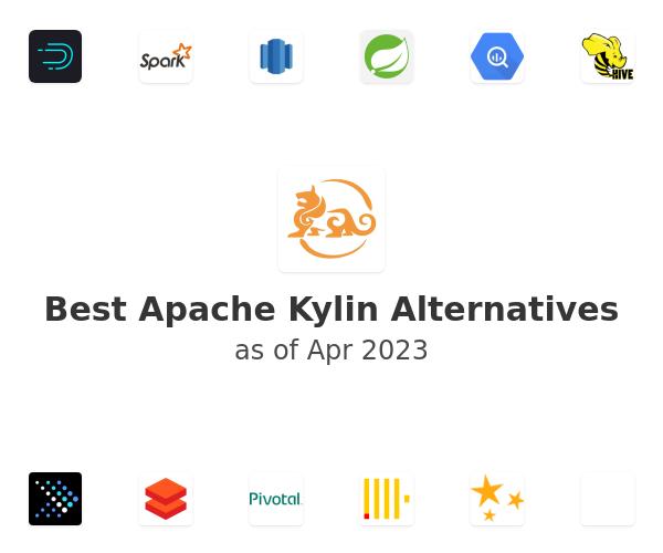 Best Apache Kylin Alternatives