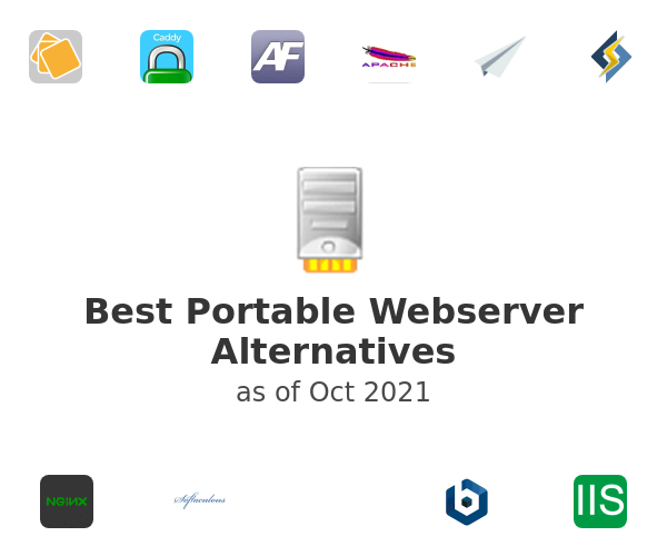 Best Portable Webserver Alternatives