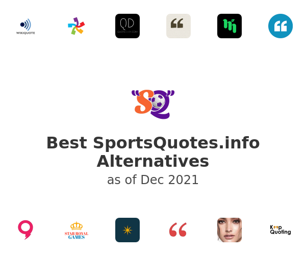 Best SportsQuotes.info Alternatives
