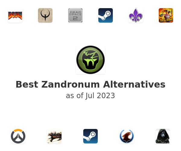 Best Zandronum Alternatives