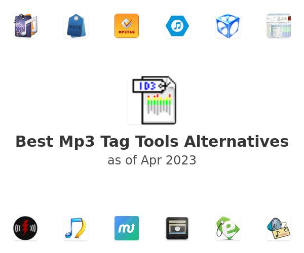 Best Mp3 Tag Tools Alternatives