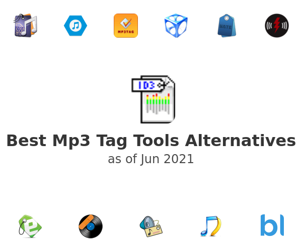 Best Mp3 Tag Tools Alternatives