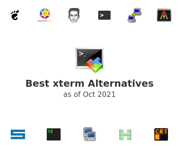 Best xterm Alternatives