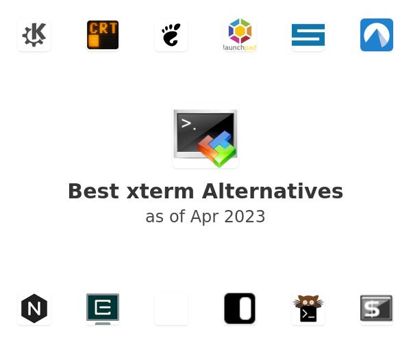 Best xterm Alternatives