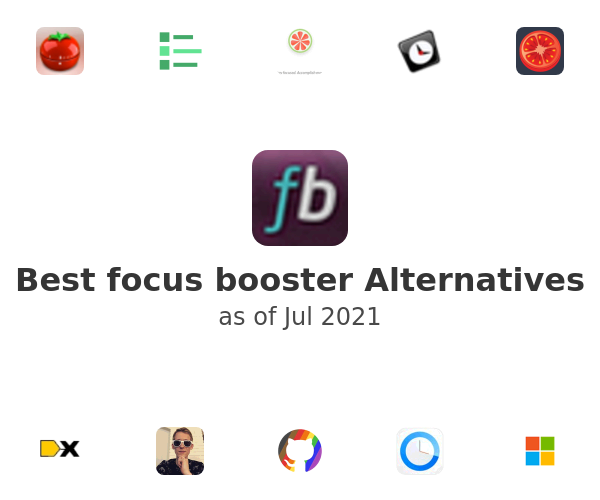 Best focus booster Alternatives
