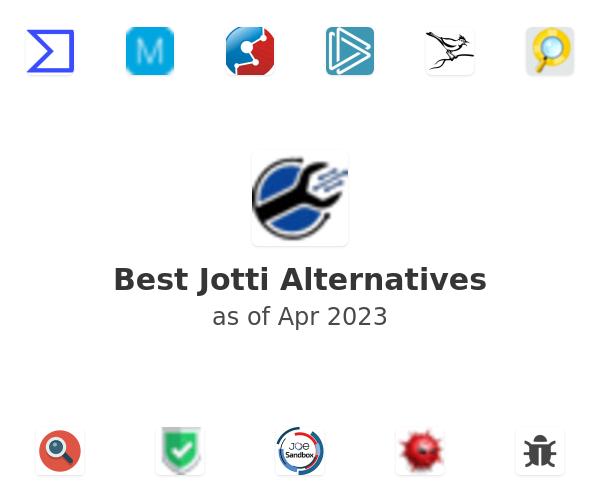 Best Jotti Alternatives