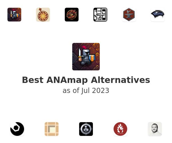 Best ANAmap Alternatives
