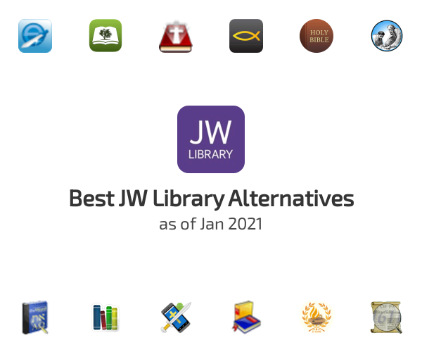 Best JW Library Alternatives