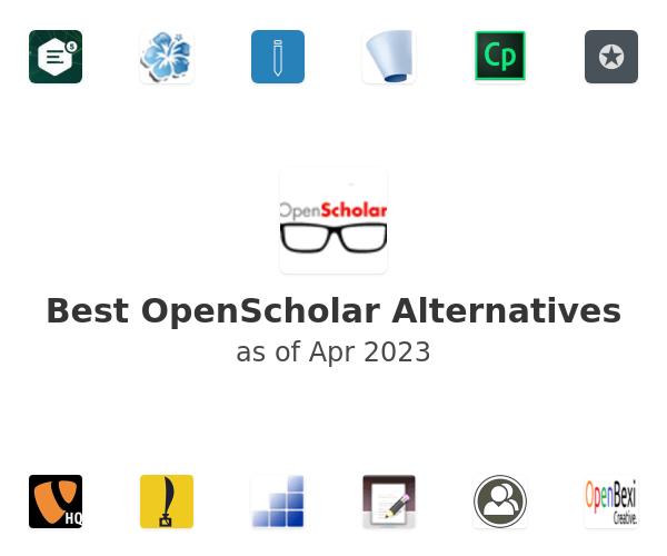 Best OpenScholar Alternatives