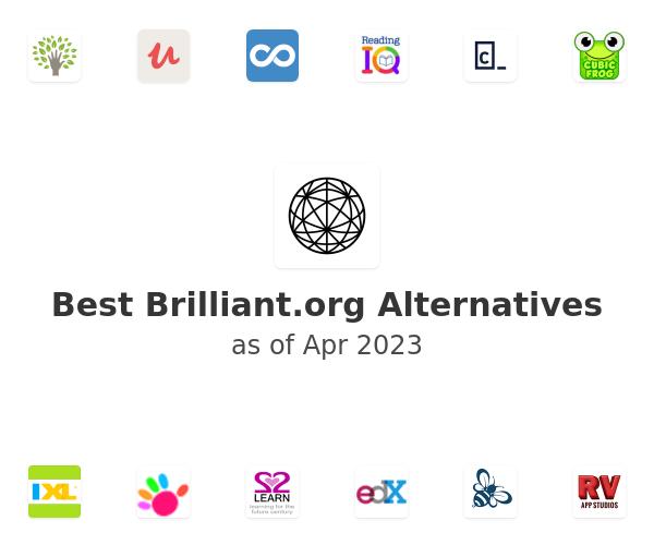 Best Brilliant.org Alternatives