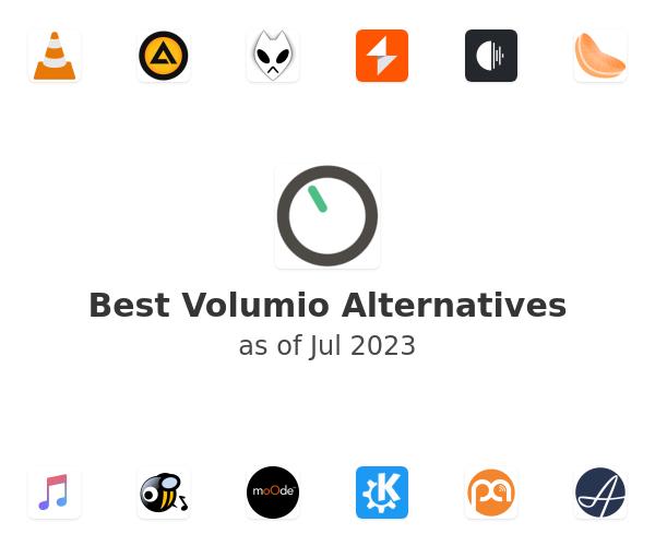 Best Volumio Alternatives