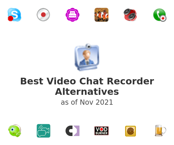 Best Video Chat Recorder Alternatives