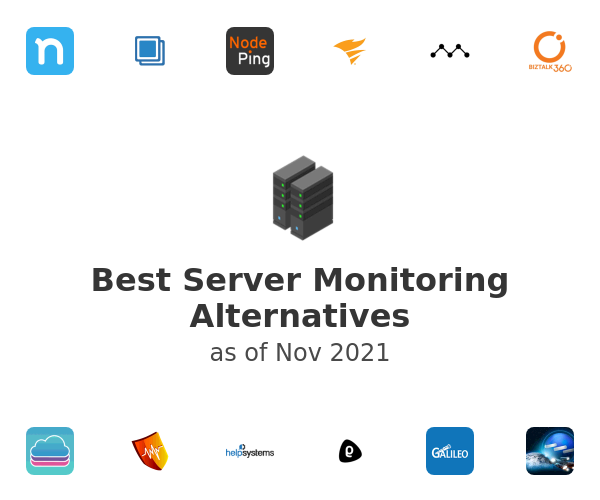 Best Server Monitoring Alternatives