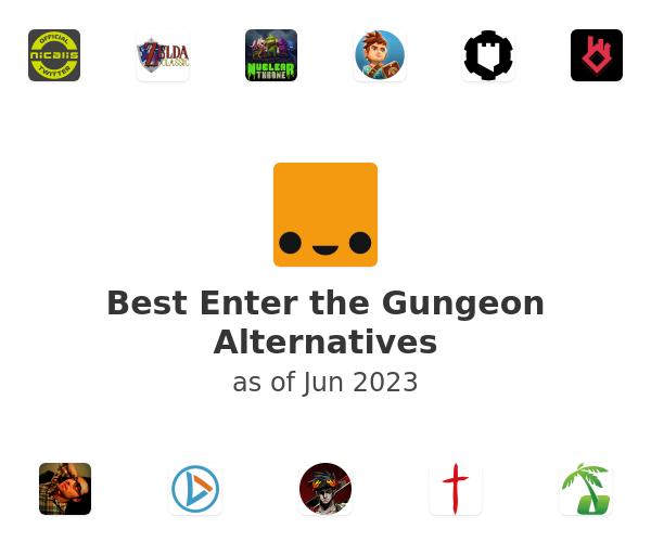 Best Enter the Gungeon Alternatives