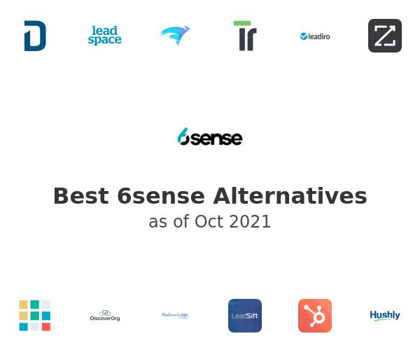 Best 6sense Alternatives