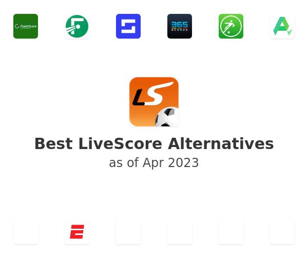 Best LiveScore Alternatives