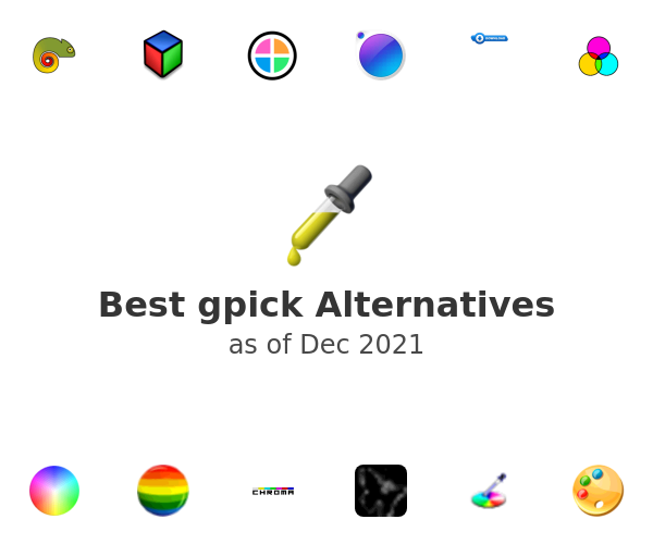 Best gpick Alternatives