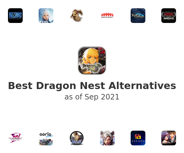Best Dragon Nest Alternatives