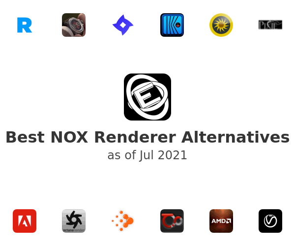 Best NOX Renderer Alternatives