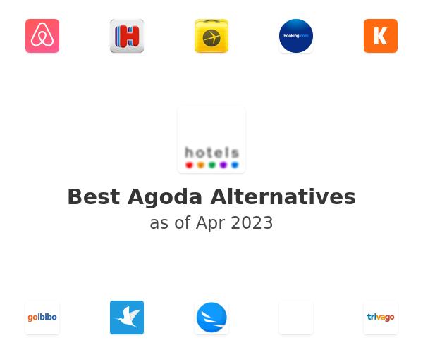 Best Agoda Alternatives