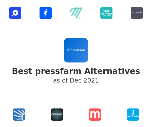 Best pressfarm Alternatives
