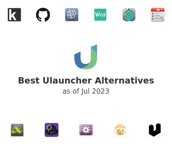 Best Ulauncher Alternatives