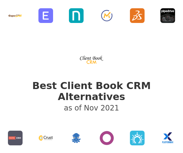 Best Client Book CRM Alternatives
