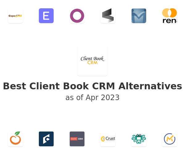 Best Client Book CRM Alternatives