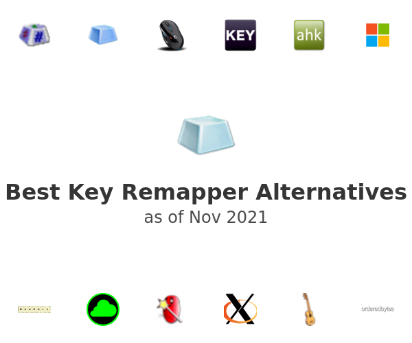 Best Key Remapper Alternatives