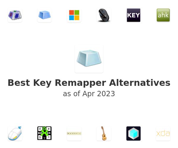 Best Key Remapper Alternatives