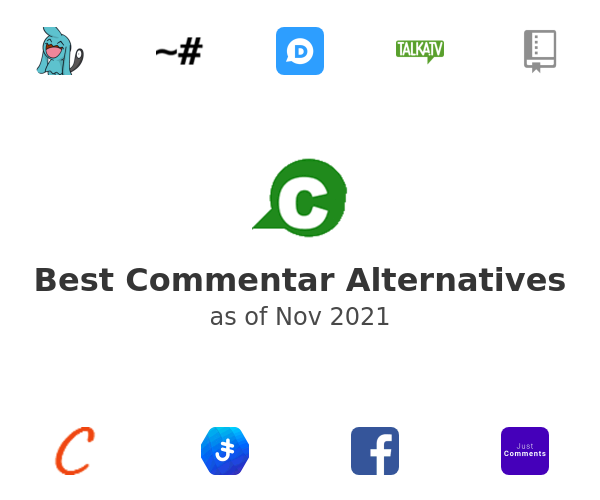 Best Commentar Alternatives