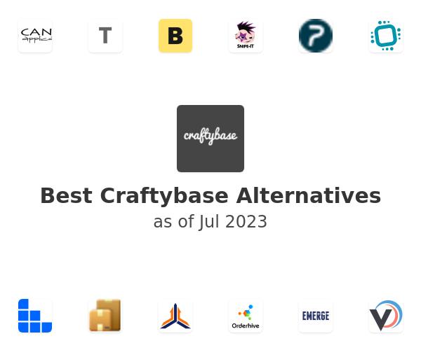Best Craftybase Alternatives