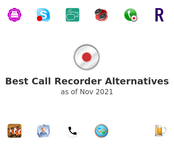 Best Call Recorder Alternatives
