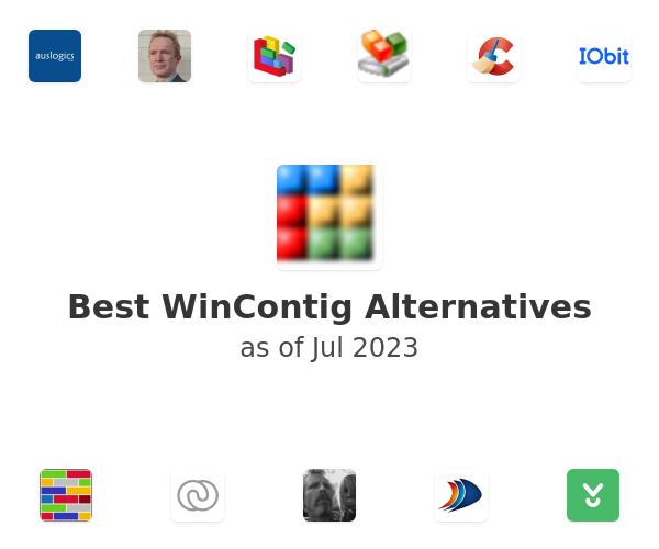 Best WinContig Alternatives