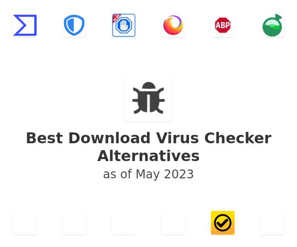 Best Download Virus Checker Alternatives