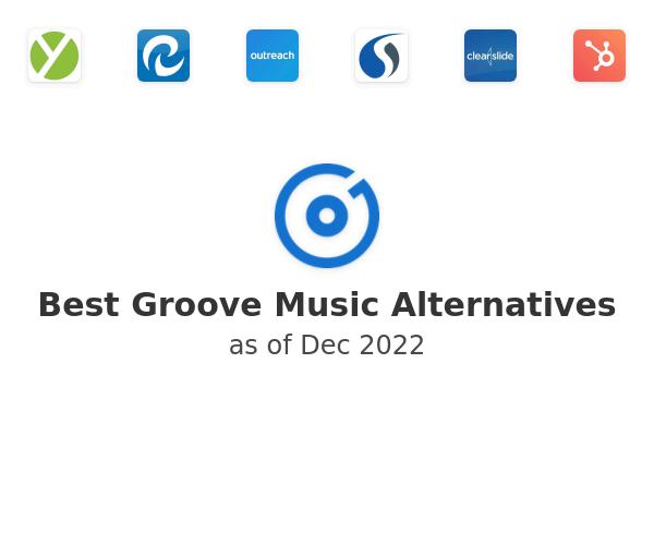 Best Groove Music Alternatives