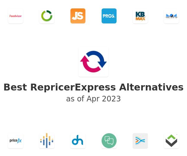Best RepricerExpress Alternatives