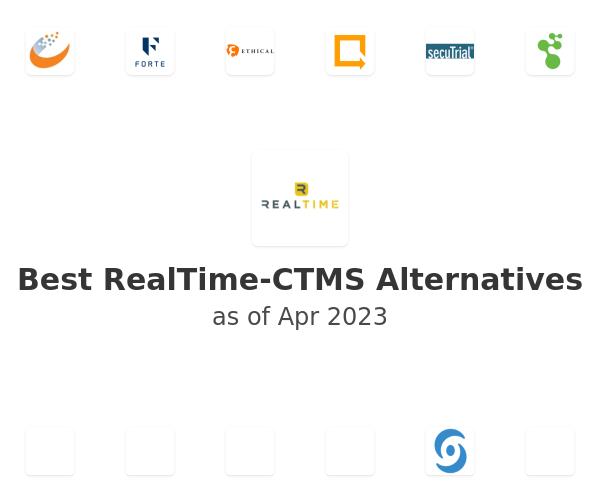 Best RealTime-CTMS Alternatives