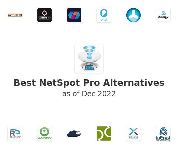 Best NetSpot Pro Alternatives