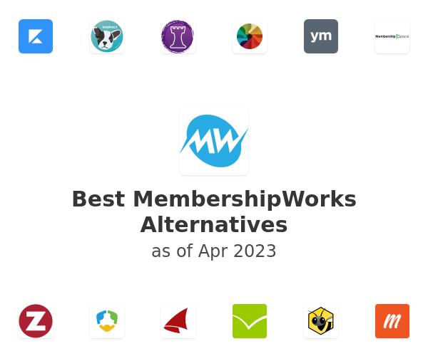 Best MembershipWorks Alternatives