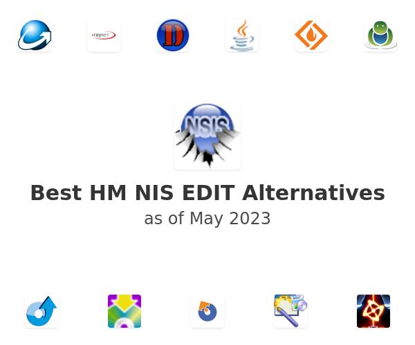 Best HM NIS EDIT Alternatives