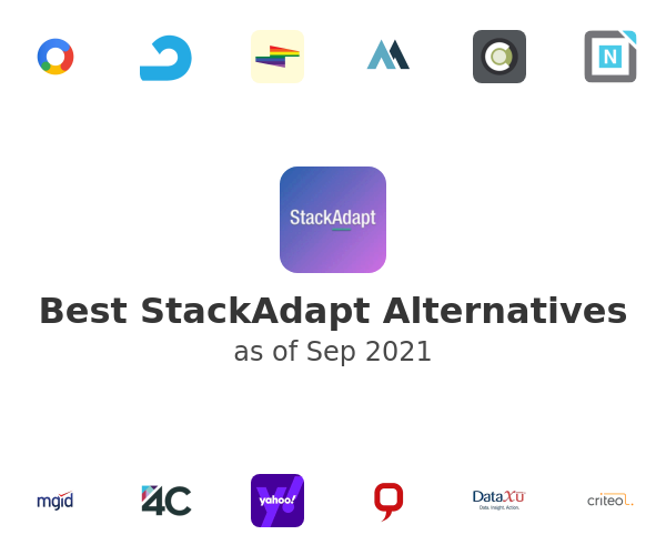 Best StackAdapt Alternatives