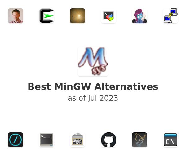 Best MinGW Alternatives